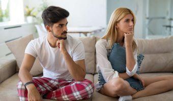 Separación o divorcio